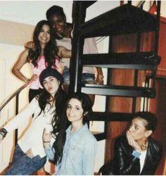 Fifth Harmony Rare Stairs