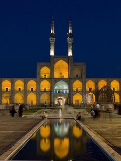 Amir Chakmak Mosque Complex, Yazd, Iran