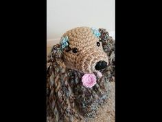 This video will show you how to make this adorable crochet cocker spaniel puppy dog. They are a lot of fun to make and will make the perfect unique gift for ...