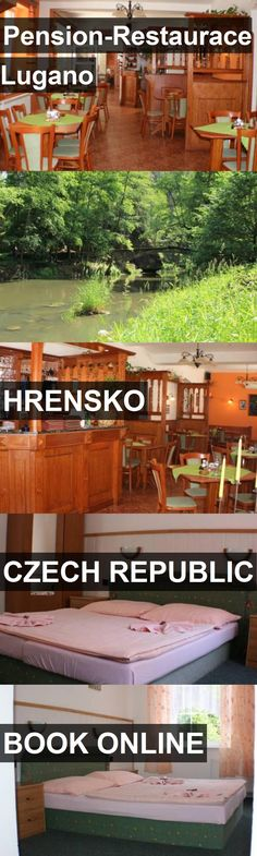 Hotel Pension-Restaurace Lugano in Hrensko, Czech Republic. For more information, photos, reviews and best prices please follow the link. #CzechRepublic #Hrensko #travel #vacation #hotel