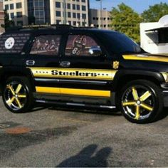 Pittsburgh Steelers-toy truck..♡♡