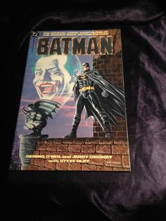 Batman: The Comic Adaption of the Movie. DC Softcover Graphic Novel