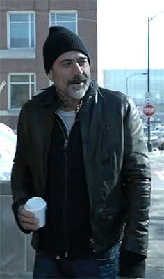 Accidentally in love with Jeffrey Dean Morgan — Jeffrey as Charlie Peters in Shameless, S04E12...
