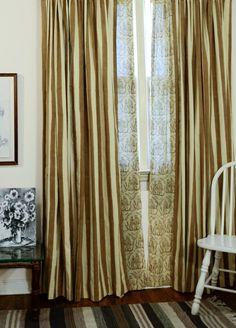 Beautiful curtains