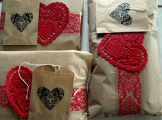 Valentines Day Packaging by Brandywineboutique, via Flickr