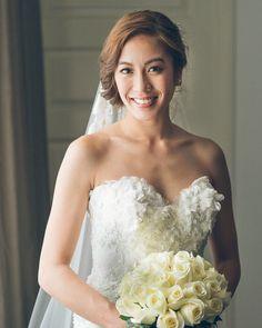 Beautiful bride in a stunning De Lanquez gown ❤️❤️❤️#jojomarquez #designer #couturegown #couture #brides #bridal #bridaldress #delanquez #delanquezbridal #delanquezdesigner