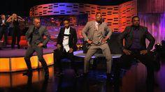 Will & Jaden Smith, DJ Jazzy Jeff and Alfonso Ribeiro Rap! - The Graham Norton Show - BBC One. Great!!!!!