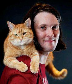 Street Cat Bob & James Bowen