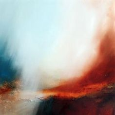 "Saatchi Online Artist: Paul Bennett; Oil, 2012, Painting ""Angels Fall 1"" by stella"