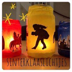 Sint Nicolaas en zijn Maatjes Piet: DIY Samen sfeervolle Sinterklaaslichtjes knutselen! Diy And Crafts, Crafts For Kids, Diy Artwork, Diy Bottle, Classroom Crafts, Fun Activities, Art For Kids, Hot, December
