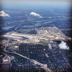 Minneapolis-St. Paul International Airport (MSP) in Minneapolis, MN