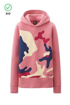 Hooded SweatshirtsDo: Pullovers with bold, graphic prints feel fresh this season, especially when paired with boyfriend jeans. But, keep it on the slim side. Oversized clothes are one of the few '90s throwbacks that haven't come back in style. #refinery29 http://www.refinery29.com/daring-fall-trends-2014#slide-16