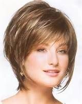 Short Layered Hairstyles For Fine Hair Layered Bob Haircuts For Fine Hair Short Haircuts For Fine Hair Short Layered Hairstyles For Fine Wavy Hair Bob Haircut For Fine Hair, Wedge Hairstyles, Bob Hairstyles For Fine Hair, Short Hairstyles For Women, Hairstyles 2016, Haircut Short, Short Bangs, Ladies Hairstyles, Haircut Bob