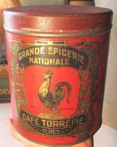 Grande Epicerie Nationale Cafe