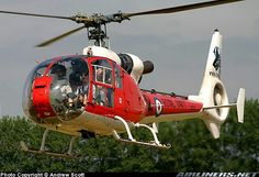 Westland Gazelle HT.2 Royal Navy