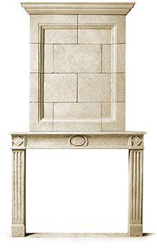 chemin e boiseries haussmannienne h 2 5 x l 1 36m koziel for the home pinterest. Black Bedroom Furniture Sets. Home Design Ideas