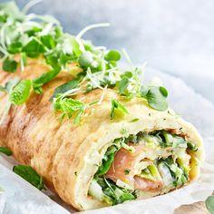 Munakasrulla kylmäsavulohitäytteellä | Maku Sandwiches, Turkey, Keto, Food, Turkey Country, Essen, Meals, Paninis, Yemek
