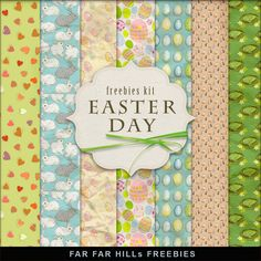 New Freebies Kit of Backgrounds - Easter Day:Far Far Hill - Free database of digital illustrations and papers Printable Scrapbook Paper, Papel Scrapbook, Digital Scrapbook Paper, Printable Paper, Scrapbook Pages, Digital Paper Freebie, Digital Scrapbooking Freebies, Decoupage, Far Hills