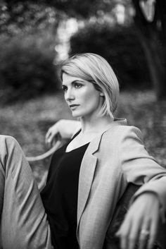 Doctor Who Spoiler News an exciting time when Jodie Whittaker has become the only female Doctor in the shows History Doctor Who Cast, The New Doctor, Selena, Saga, 13th Doctor, Doctor 13, Eleventh Doctor, Female Doctor, Dalek
