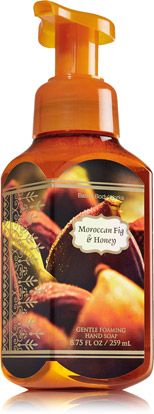 Moroccan Fig & Honey Gentle Foaming Hand Soap - Soap/Sanitizer - Bath & Body Works
