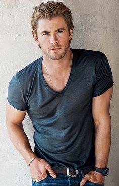 Chris Hemsworth for GQ 2014