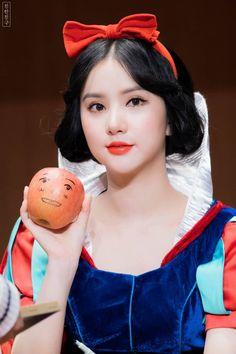 K-Pop Babe Pics – Photos of every single female singer in Korean Pop Music (K-Pop) Kpop Girl Groups, Korean Girl Groups, Kpop Girls, Extended Play, Cool Girl, My Girl, Jung Eun Bi, Gfriend Sowon, Maquillaje Halloween