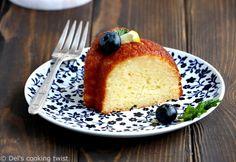 Perfect Lemon Ricotta Bundt Cake | Del's cooking twist Moist Lemon Pound Cake, Lemon Ricotta Cake, Lemon Bundt Cake, Citrus Cake, Bundt Cakes, Lemon Recipes, Cake Recipes, Dessert Recipes, Easy Desserts