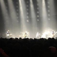 Yeah Radiohead #gig