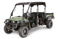 JOHN DEERE XUV 825i S4 GATOR UTILITY VEHICLE REPAIR SERVICE TECHNICAL MANUAL TM121519