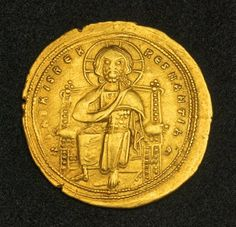 Ancient Byzantine Gold Coins
