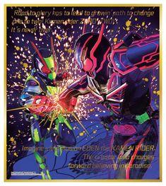 Zero One, Kamen Rider Series