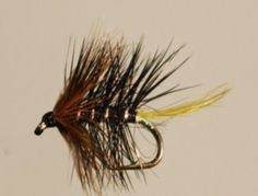 12 Pack Trout Fly Kate McLaren Bumble Size 12