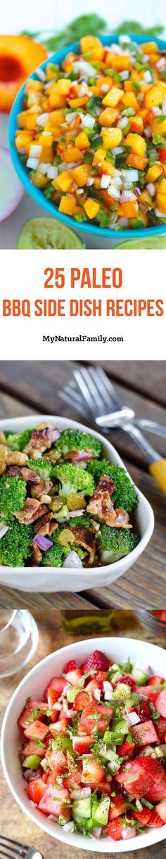 Paleo BBQ Side Dish Recipes