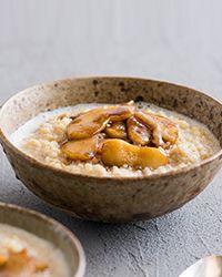Apple Cinnamon Quinoa Breakfast Bowl  Recipe