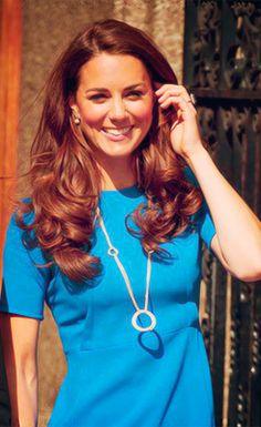 The Duchess of Cambridge - Kate Middleton