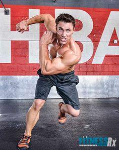 #GregPlitt Embodies the Universal Athlete. #AthleteThreadCo http://athletethreadco.bigcartel.com/