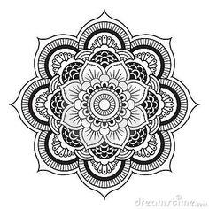 Mandala tattoo-this is sooooo gorgeous! I love the meaning behind mandala too.