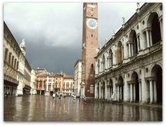 Palladio,  återanvända det klassiska.  Vicenza