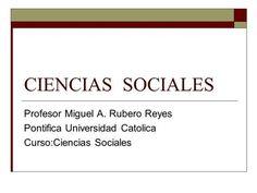 CIENCIAS SOCIALES Profesor Miguel A. Rubero Reyes> Programa Musical, Reyes, Social Organization, Research Projects, Social Science, Professor, Literature