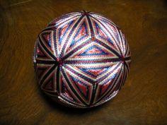 作品紹介-都てまり - miyakotemari0000 ページ! Soccer Ball, Balls, Christmas Balls, Futbol, European Soccer, Football