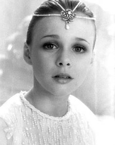 My childhood beauty ideal, Princess Moonchild from The Neverending Story.