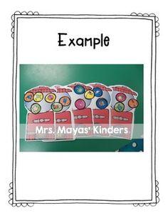 FREE-BUBBLE GUM BLENDS - activity TeachersPayTeachers.com
