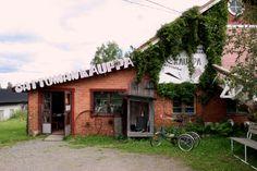 Sattumankauppa, Mouhijärvi, vanhan tavaran kauppa
