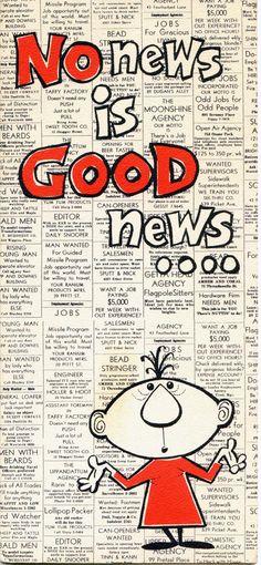 Southern - No News is Good News