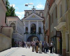 * Vilnius * Capital da República da Lituânia, país báltico.