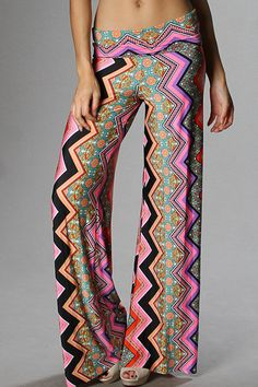 In love with these soft soft and yummy - Spring Ziggy Palazzo Pants