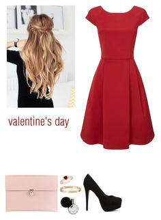 Bez tytułu #340 by ola-smigielska on Polyvore featuring polyvore, fashion, style, Nly Shoes, Alexander McQueen, Cartier, women's clothing, women's fashion, women, female, woman, misses and juniors