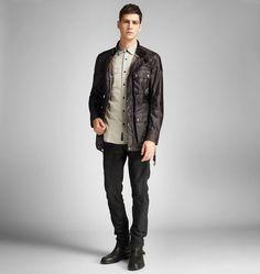 Roadmaster Jacket | Men's Designer Jackets & Coats | Belstaff