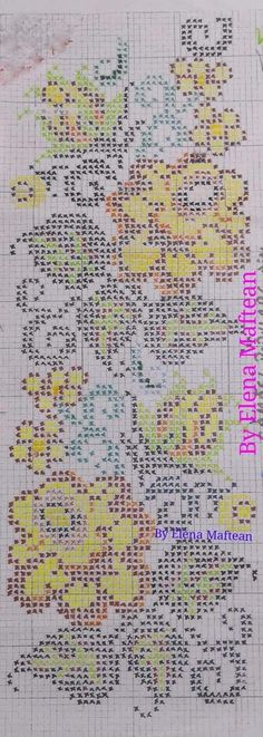 Hardanger Embroidery, Beaded Embroidery, Peyote Patterns, Cross Stitch Patterns, Textile Art, Bullet Journal, Couture, Wool, Drawings