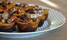 Celebrate the Season With Pumpkin Brownies